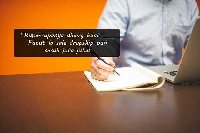 Jutawan Dropship