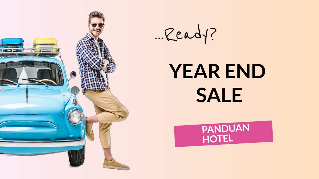 Panduan Hotel – Year End Sale 2020